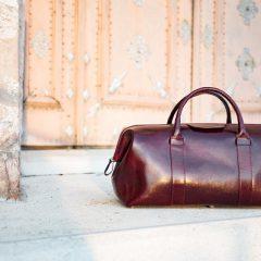 An Overnight Bag to Keep Your Worries Away