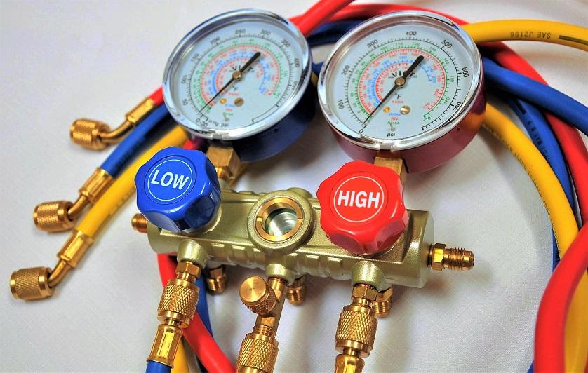 refrigeration-manifold-gauge