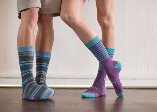 socks made of bamboo1