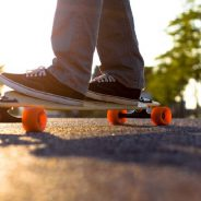 Skateboarding: Having Fun While Getting Where You Need to