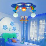 Nightlights Make Kids' Bedrooms More Delightful