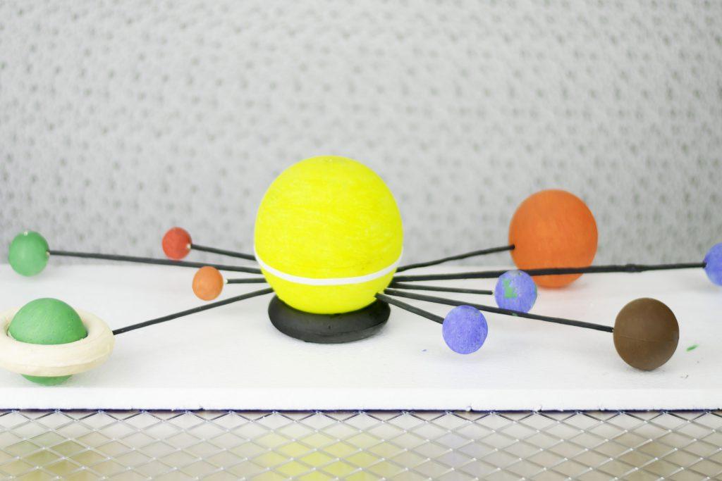 solar-system-model