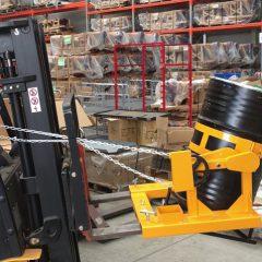 Drum Handling Safety: The Necessary Equipment & Helpful Tips