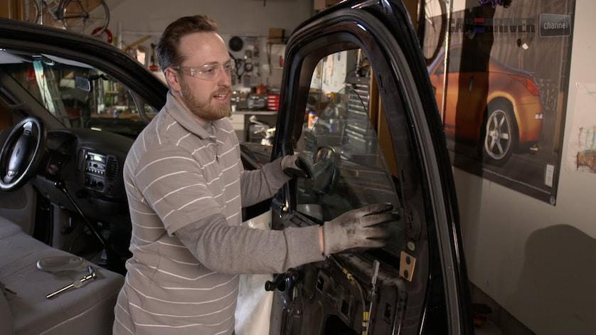 replacing car window