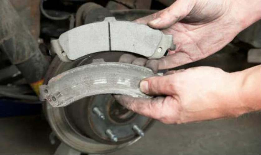 hilux brake pads