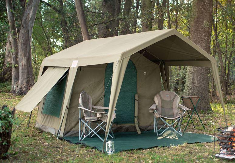 Fabrics Tent