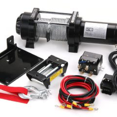 Winch: What it is and which characteristics influence its performance