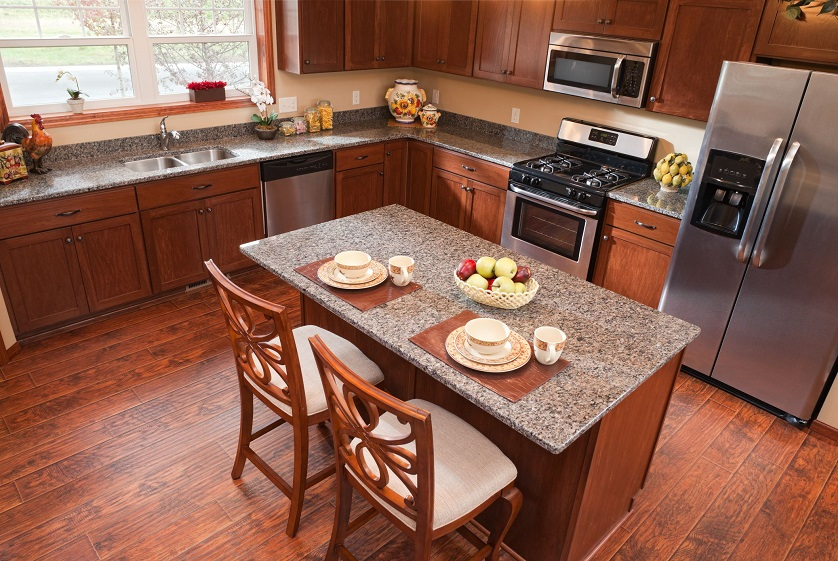 Laminate Flooring In Kitchen - Copy
