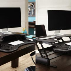 Adjustable Stand Up Desk Converter: A Smart Ergonomic Workspace Solution