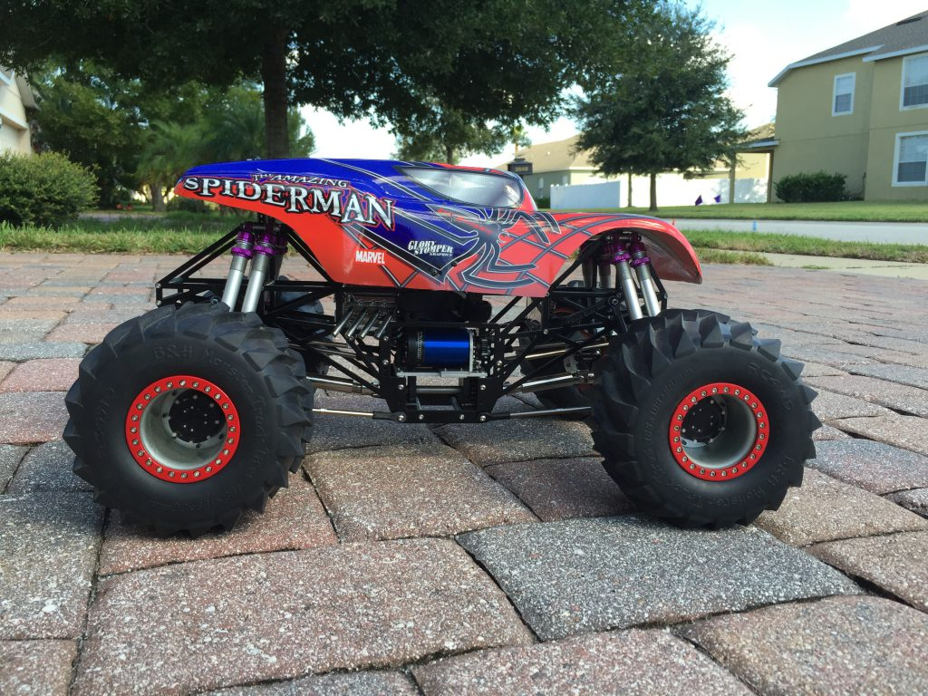 rc monster