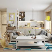 Living Rooms and Sofas: The Everlasting Couples