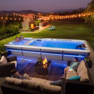 Benefits of Owning a Swim Spa Over a Pool