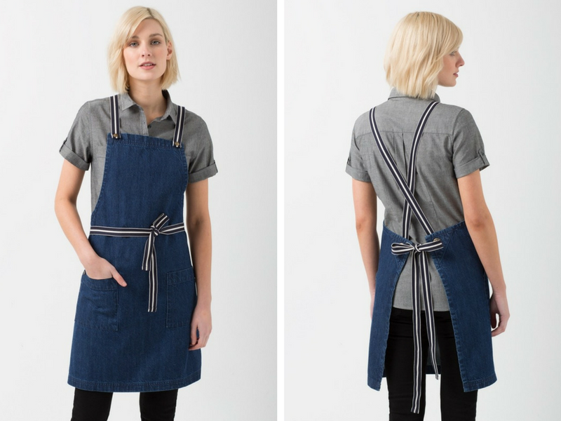 Cross Back Aprons for Sale