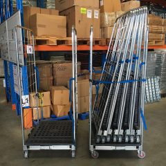 Explore the Benefits Cage Trolleys Can Provide Your Business With