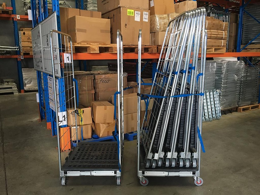 Cage Trolleys