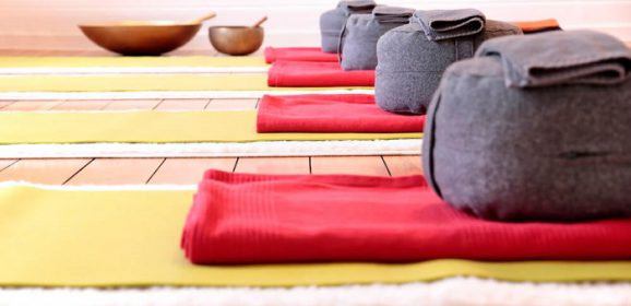 Lifestyle Changes – Getting Ready for Your First Yoga Class