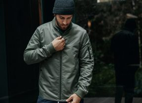 The 3 Essential Pieces of Mens Outerwear