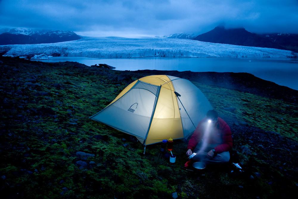 headlamp camping