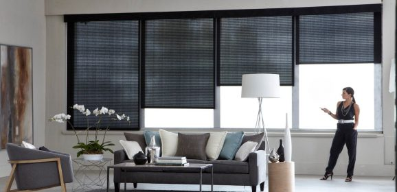 Elevate Your Home's Design With Motorized Blinds