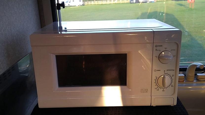 caravan microwaves for sale