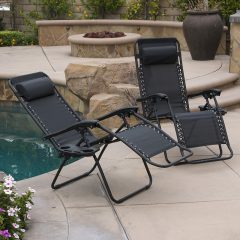Floating Relaxation: the Benefits of Zero Gravity Recliners