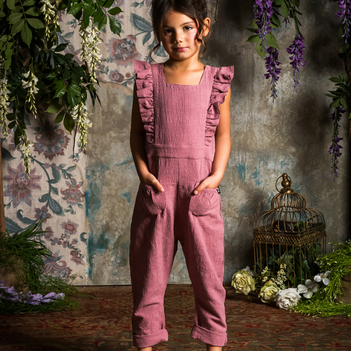 Children clothes jumpsuit