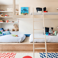 How to Make a Small Kids Bedroom Look Bigger