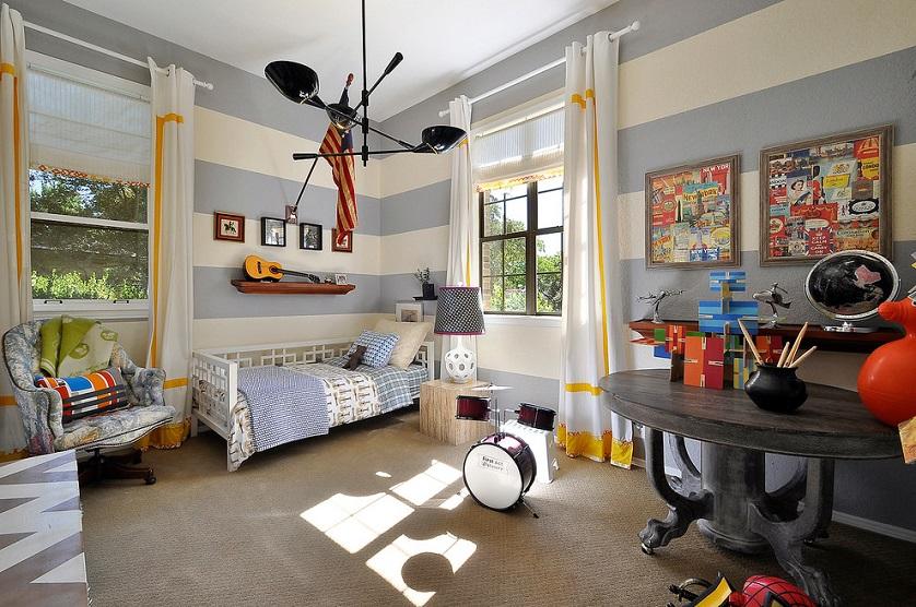 kids-room wallpaper