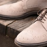 Leather, Suede & Nubuck Shoes: What Sets Them Apart?
