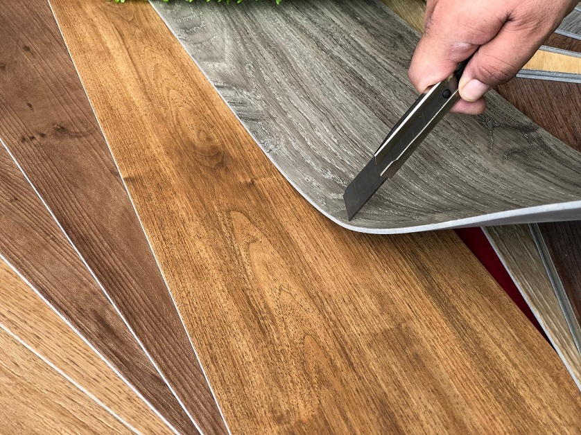 colors of vinyl flooring