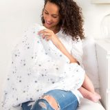 Nursing Cover: Breastfeeding on the Go Made Comfortable