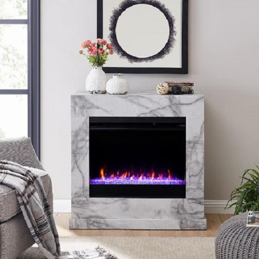 Marible Electric Fireplace