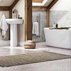 Add Instant Polish to Your Bathroom with Accessories