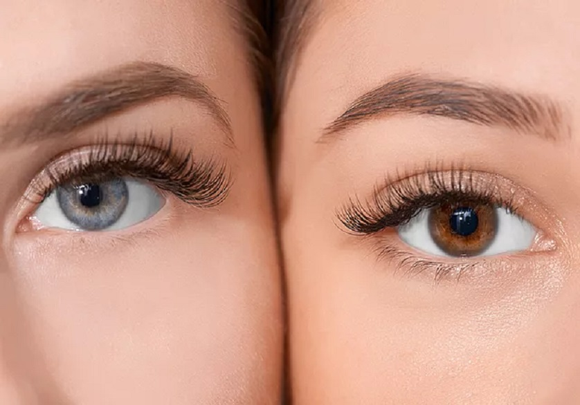 different lashes