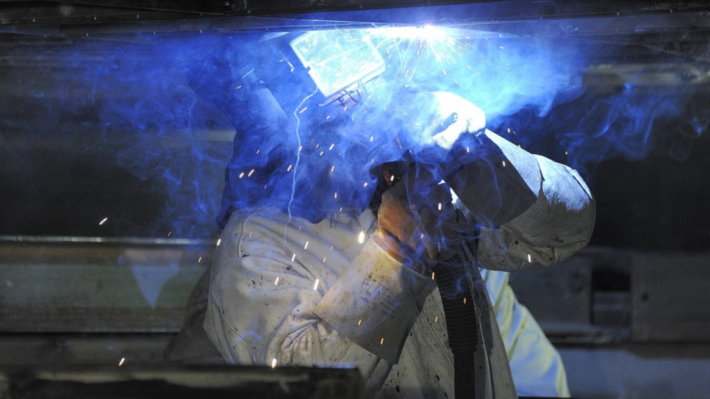 welding, brazing and soldering