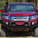 Isuzu D-MAX Protection Accessories Guide
